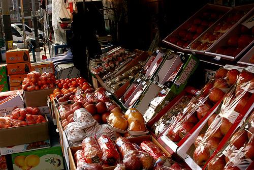 Markets in Jordan